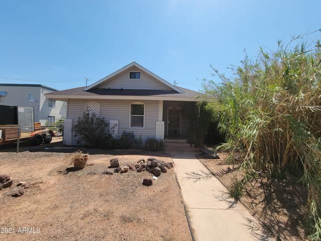 809 N 8TH Avenue, Phoenix, AZ 85007 (MLS #6273110) :: Long Realty West Valley