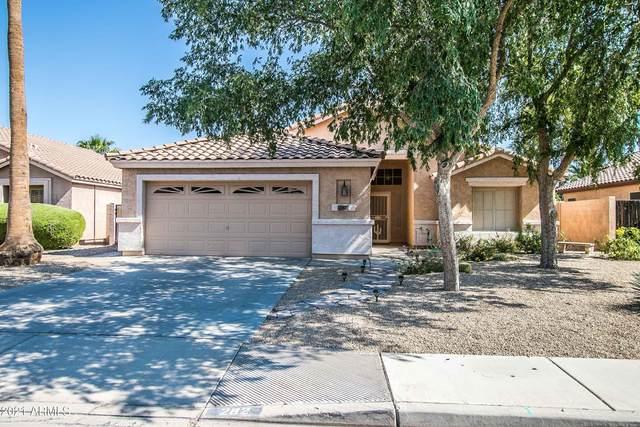 282 E Rawhide Avenue, Gilbert, AZ 85296 (MLS #6273163) :: Yost Realty Group at RE/MAX Casa Grande