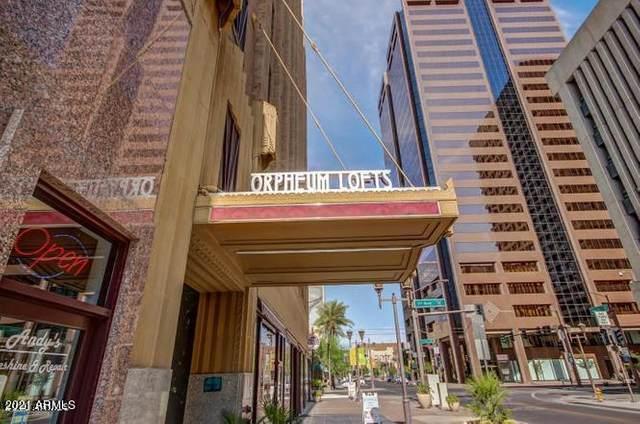 114 W Adams Street #508, Phoenix, AZ 85003 (MLS #6273765) :: The Ellens Team