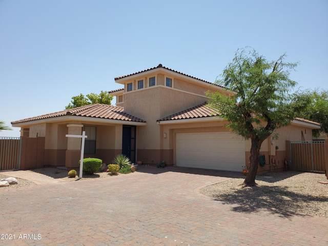 2165 N 135TH Drive, Goodyear, AZ 85395 (MLS #6273848) :: Elite Home Advisors