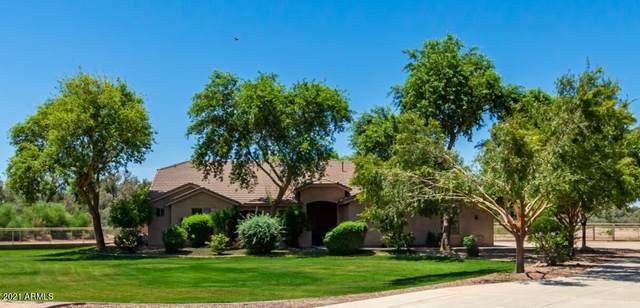 38816 N Kennedy Drive, San Tan Valley, AZ 85140 (MLS #6273948) :: Long Realty West Valley