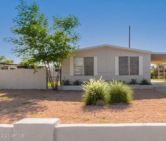 1738 S 78TH Street, Mesa, AZ 85209 (MLS #6274014) :: Executive Realty Advisors