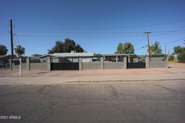 404 E Centre Avenue, Buckeye, AZ 85326 (MLS #6274225) :: Elite Home Advisors