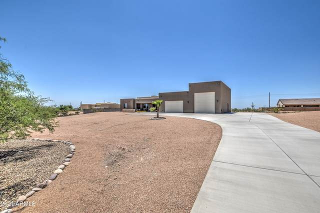 920 N Vista Road, Apache Junction, AZ 85119 (MLS #6274509) :: Justin Brown | Venture Real Estate and Investment LLC