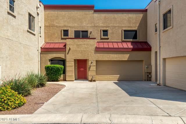 1015 S Val Vista Drive #24, Mesa, AZ 85204 (MLS #6274687) :: Yost Realty Group at RE/MAX Casa Grande