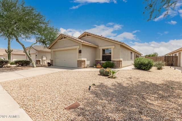 3411 E Escuda Road, Phoenix, AZ 85050 (MLS #6274869) :: Justin Brown   Venture Real Estate and Investment LLC