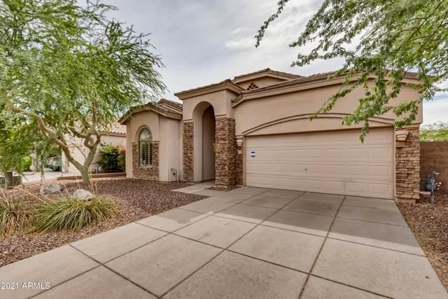 2846 N Rowen Circle, Mesa, AZ 85207 (MLS #6275120) :: Elite Home Advisors