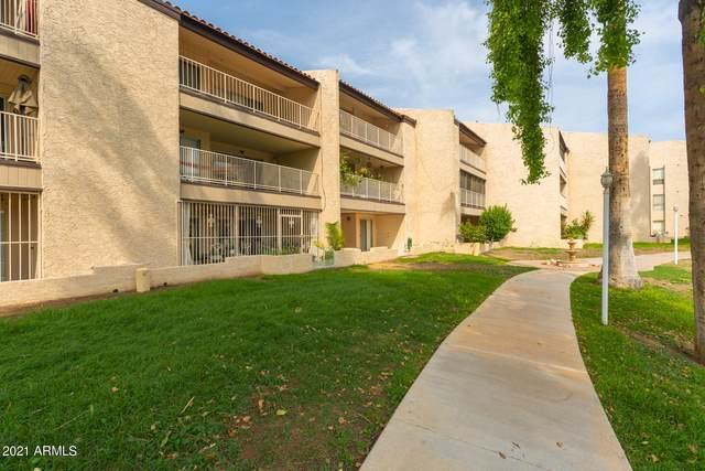 11044 N 28Th Drive #138, Phoenix, AZ 85029 (MLS #6275211) :: The Riddle Group