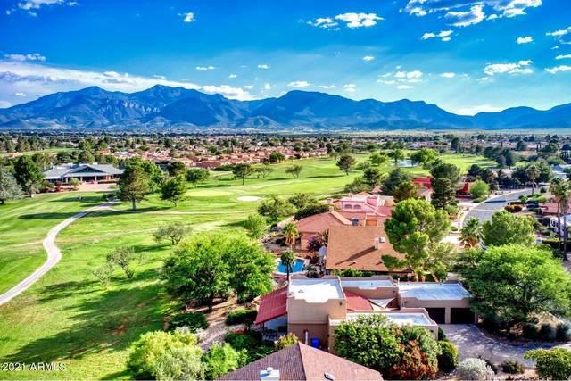 3222 Pebble Beach Drive, Sierra Vista, AZ 85650 (MLS #6275402) :: Executive Realty Advisors