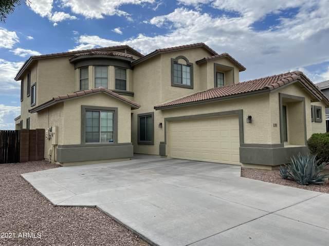 2384 S 259TH Avenue, Buckeye, AZ 85326 (MLS #6275432) :: Klaus Team Real Estate Solutions