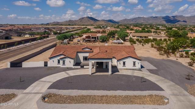 3510 N 196TH Lane, Buckeye, AZ 85396 (MLS #6275768) :: The Copa Team | The Maricopa Real Estate Company