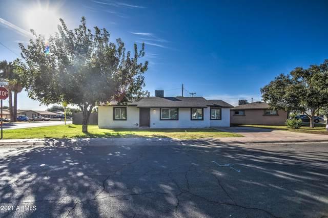 3709 W Marshall Avenue, Phoenix, AZ 85019 (MLS #6275919) :: Elite Home Advisors