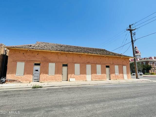 91 E 12TH Street, Florence, AZ 85132 (MLS #6275972) :: Conway Real Estate