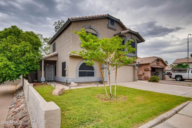 820 E Elgin Street, Chandler, AZ 85225 (MLS #6276085) :: Yost Realty Group at RE/MAX Casa Grande