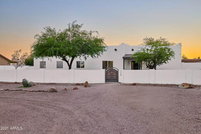 736 S Mountain View Road, Apache Junction, AZ 85119 (MLS #6276119) :: Yost Realty Group at RE/MAX Casa Grande