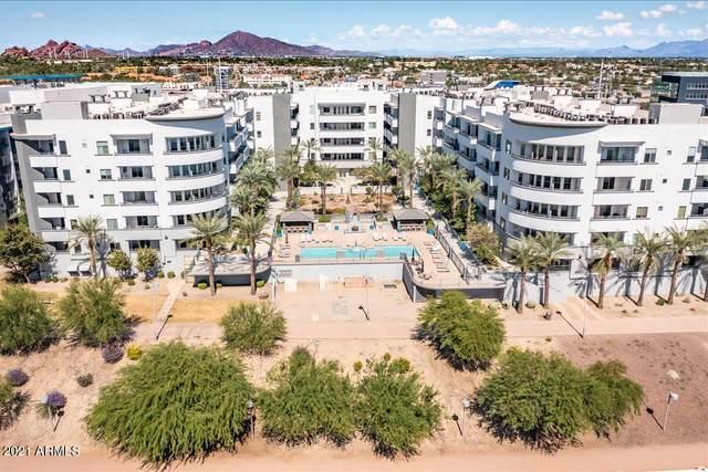 945 E Playa Del Norte Drive #2001, Tempe, AZ 85281 (MLS #6276296) :: Elite Home Advisors