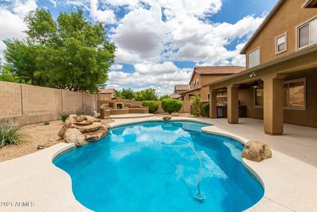 2422 W Sienna Bouquet Place, Phoenix, AZ 85085 (MLS #6276641) :: Klaus Team Real Estate Solutions
