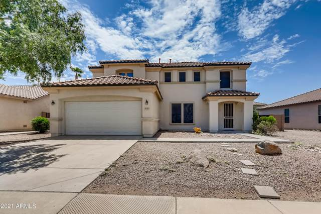 9791 W Butler Drive, Peoria, AZ 85345 (MLS #6276785) :: Service First Realty