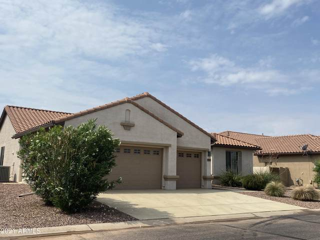 4565 W Pueblo Drive, Eloy, AZ 85131 (MLS #6276809) :: Elite Home Advisors
