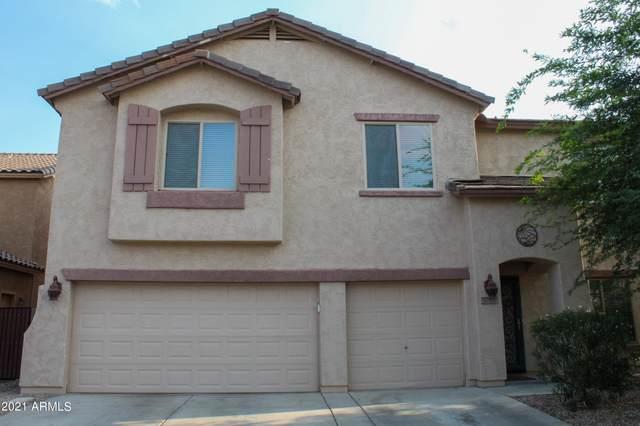 42809 W Kristal Lane, Maricopa, AZ 85138 (MLS #6277439) :: The Ellens Team
