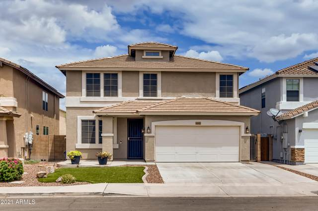 11712 W Foothill Court, Sun City, AZ 85373 (MLS #6277459) :: Yost Realty Group at RE/MAX Casa Grande