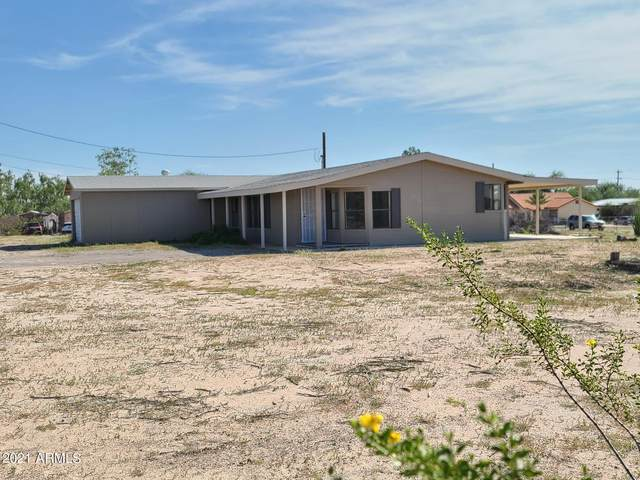 130 W Campbell Avenue, Florence, AZ 85132 (MLS #6277522) :: Yost Realty Group at RE/MAX Casa Grande