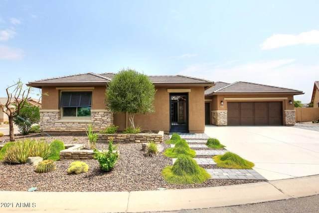 4659 N Bryce Canyon Court, Eloy, AZ 85131 (MLS #6277623) :: Elite Home Advisors
