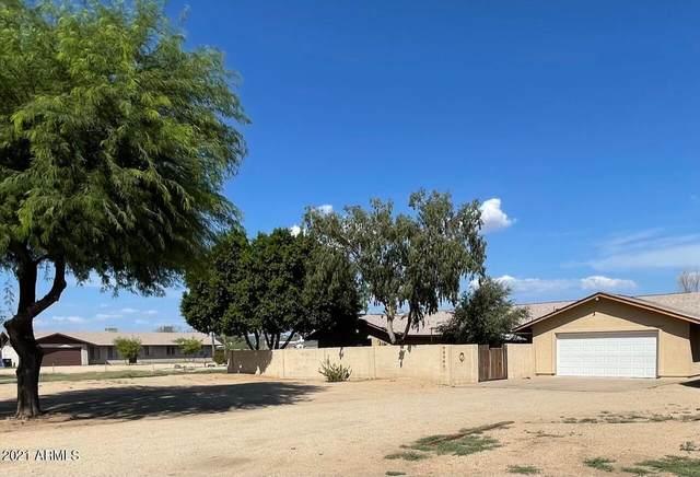 19635 N 39TH Avenue, Glendale, AZ 85308 (MLS #6277741) :: Executive Realty Advisors