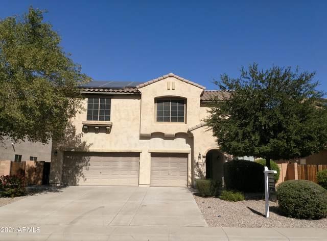 29760 W Fairmount Avenue, Buckeye, AZ 85396 (MLS #6277768) :: Yost Realty Group at RE/MAX Casa Grande