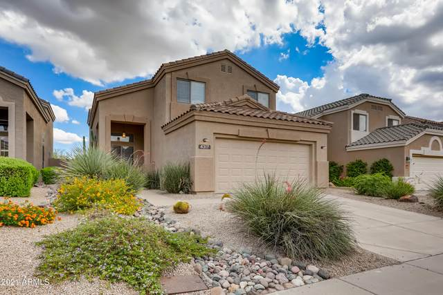 4317 E Smokehouse Trail, Cave Creek, AZ 85331 (MLS #6277795) :: Executive Realty Advisors
