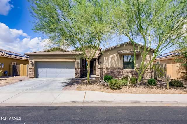 12812 S 184TH Avenue, Goodyear, AZ 85338 (MLS #6278413) :: Elite Home Advisors