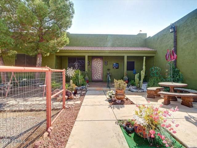 21022 W Morning Vista Drive, Wittmann, AZ 85361 (MLS #6278456) :: Zolin Group