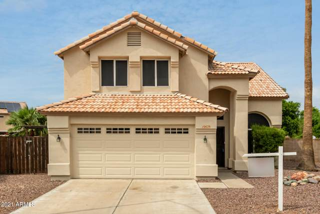 16628 N 4TH Avenue, Phoenix, AZ 85023 (MLS #6278776) :: Elite Home Advisors