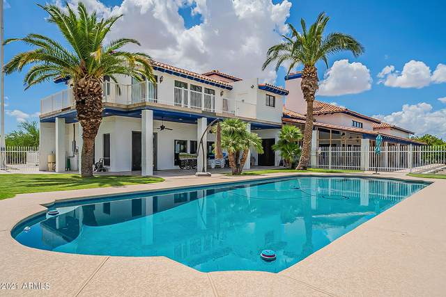 14225 N River Ridge Road, Coolidge, AZ 85128 (MLS #6278796) :: Elite Home Advisors