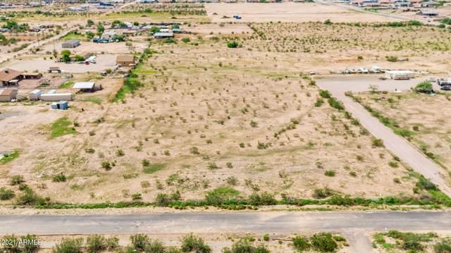 0 W Judd Road, San Tan Valley, AZ 85143 (MLS #6279325) :: Conway Real Estate