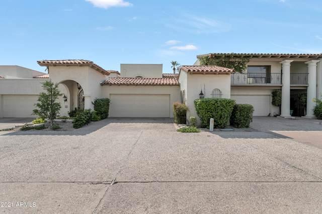 77 E Missouri Avenue #60, Phoenix, AZ 85012 (MLS #6279755) :: The Riddle Group