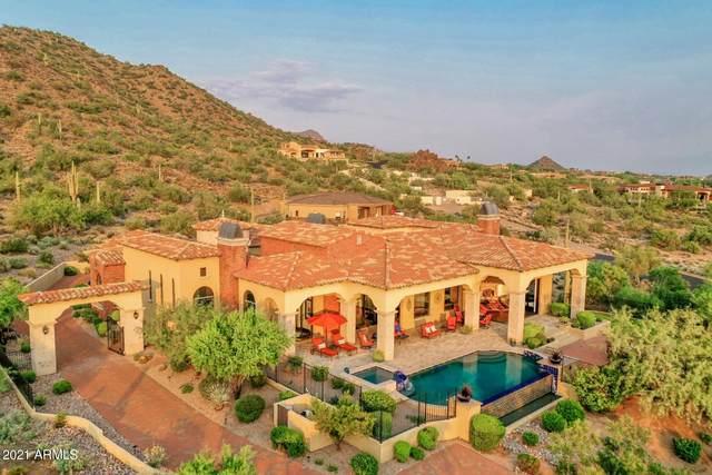 3711 N Hawes Road, Mesa, AZ 85207 (MLS #6280095) :: CANAM Realty Group