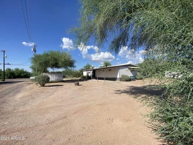 2119 E Superstition Boulevard, Apache Junction, AZ 85119 (MLS #6280117) :: Executive Realty Advisors