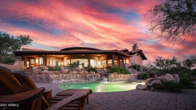 4344 N Sage Creek Circle, Mesa, AZ 85207 (MLS #6280134) :: Arizona Home Group