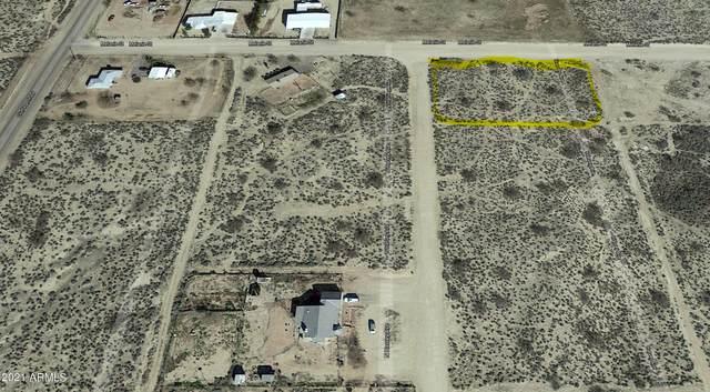 Lot 81 N Harvey Avenue, Pima, AZ 85543 (MLS #6280235) :: Yost Realty Group at RE/MAX Casa Grande