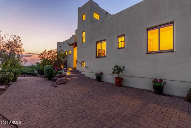 9808 E Saguaro Summit Court, Gold Canyon, AZ 85118 (MLS #6280260) :: Conway Real Estate