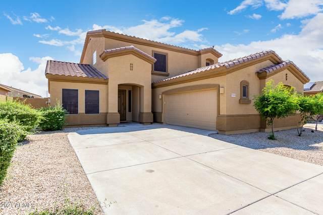 17653 W Golden Eye Avenue, Goodyear, AZ 85338 (MLS #6280398) :: Klaus Team Real Estate Solutions