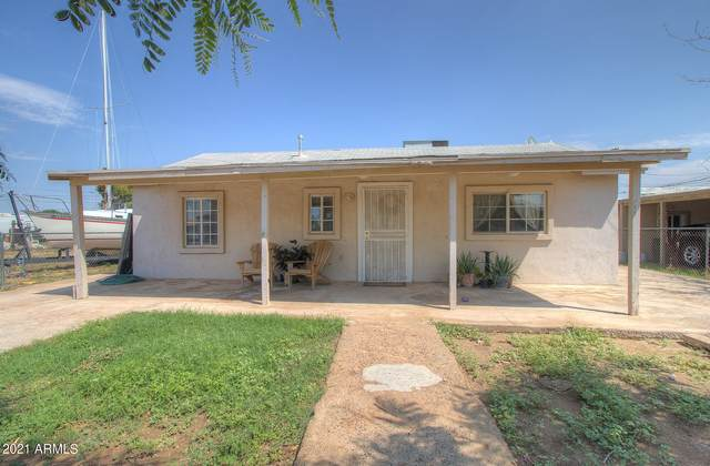 244 W Walton Avenue, Coolidge, AZ 85128 (MLS #6280413) :: Klaus Team Real Estate Solutions