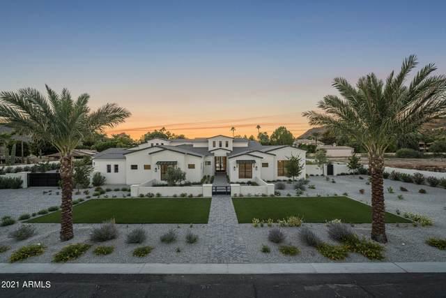 6526 N 66TH Place, Paradise Valley, AZ 85253 (MLS #6280465) :: Elite Home Advisors