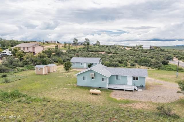 9385 S Steven Trail, Kirkland, AZ 86332 (MLS #6280752) :: The Riddle Group