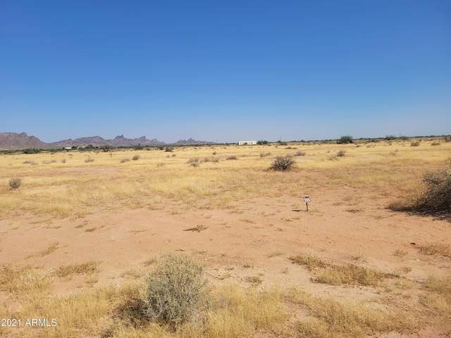 0 W Orion Drive, Eloy, AZ 85131 (MLS #6280761) :: Service First Realty