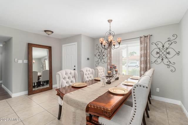 7019 N Via De La Siesta, Scottsdale, AZ 85258 (MLS #6281063) :: Elite Home Advisors