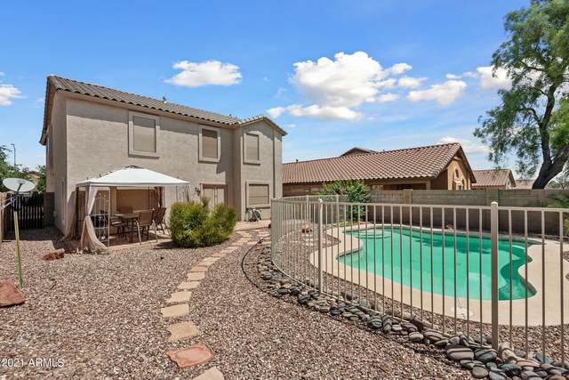 16641 W Monte Cristo Avenue, Surprise, AZ 85388 (MLS #6281117) :: Elite Home Advisors