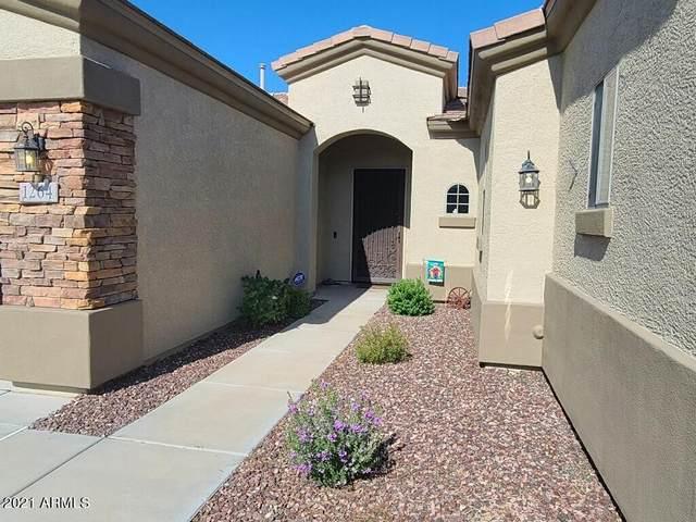 1264 N Bernard, Mesa, AZ 85207 (MLS #6281259) :: Klaus Team Real Estate Solutions