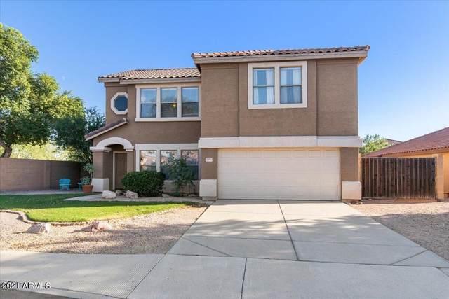 10711 E Bramble Avenue, Mesa, AZ 85208 (MLS #6281280) :: Elite Home Advisors